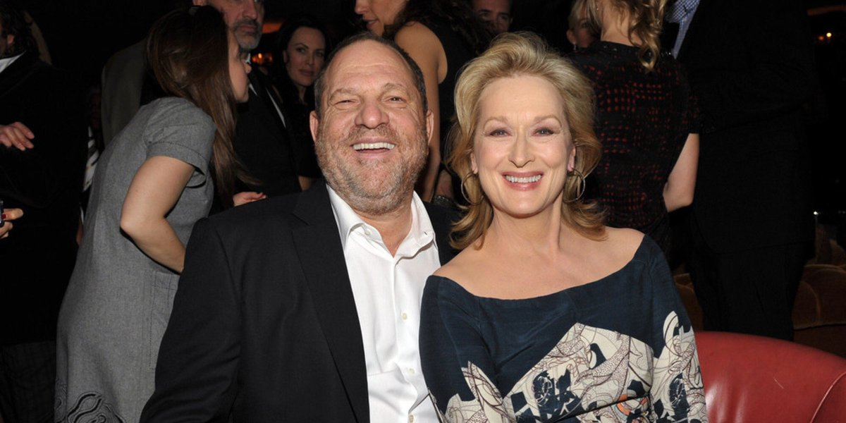 Tell us again, Ms Streep about your outrage at @POTUS . https://t.co/HdlQHEZIyQ