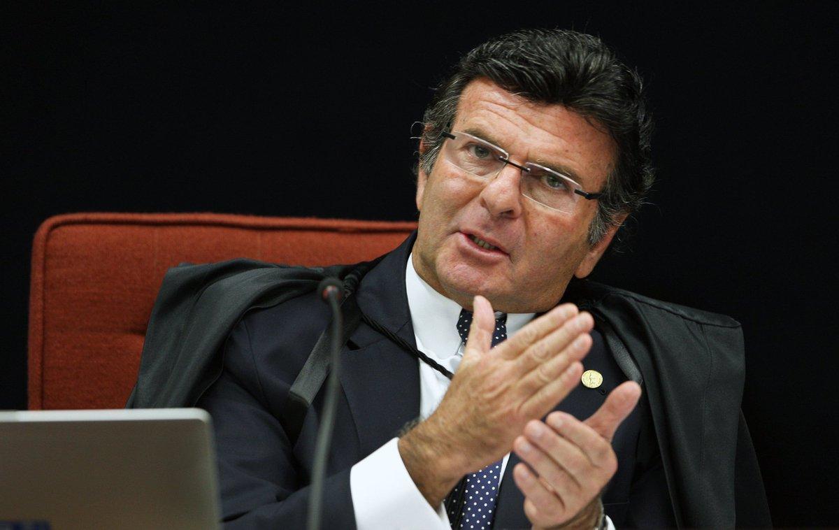 Ministro Luiz Fux arquiva denúncia contra Moreira Franco https://t.co/yTlzOGnJu1