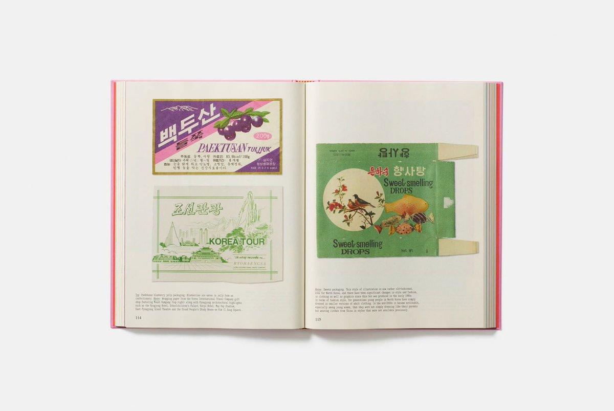 朝鲜的平面设计。介绍朝鲜设计的书,作者英国人、90年代移居中国、创建了平壤线路的旅游公司… // Phaidon's new book explores graphic design in North Korea https://t.co/pPCx1A0uTz https://t.co/qs0ryZW8NN 1