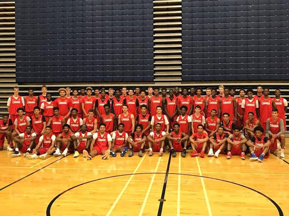 Canada Basketball. @CanBball  #Unity #Together #GameSpeaks #Talent #Community @NorthPoleHoops https://t.co/qv3nibAHoH