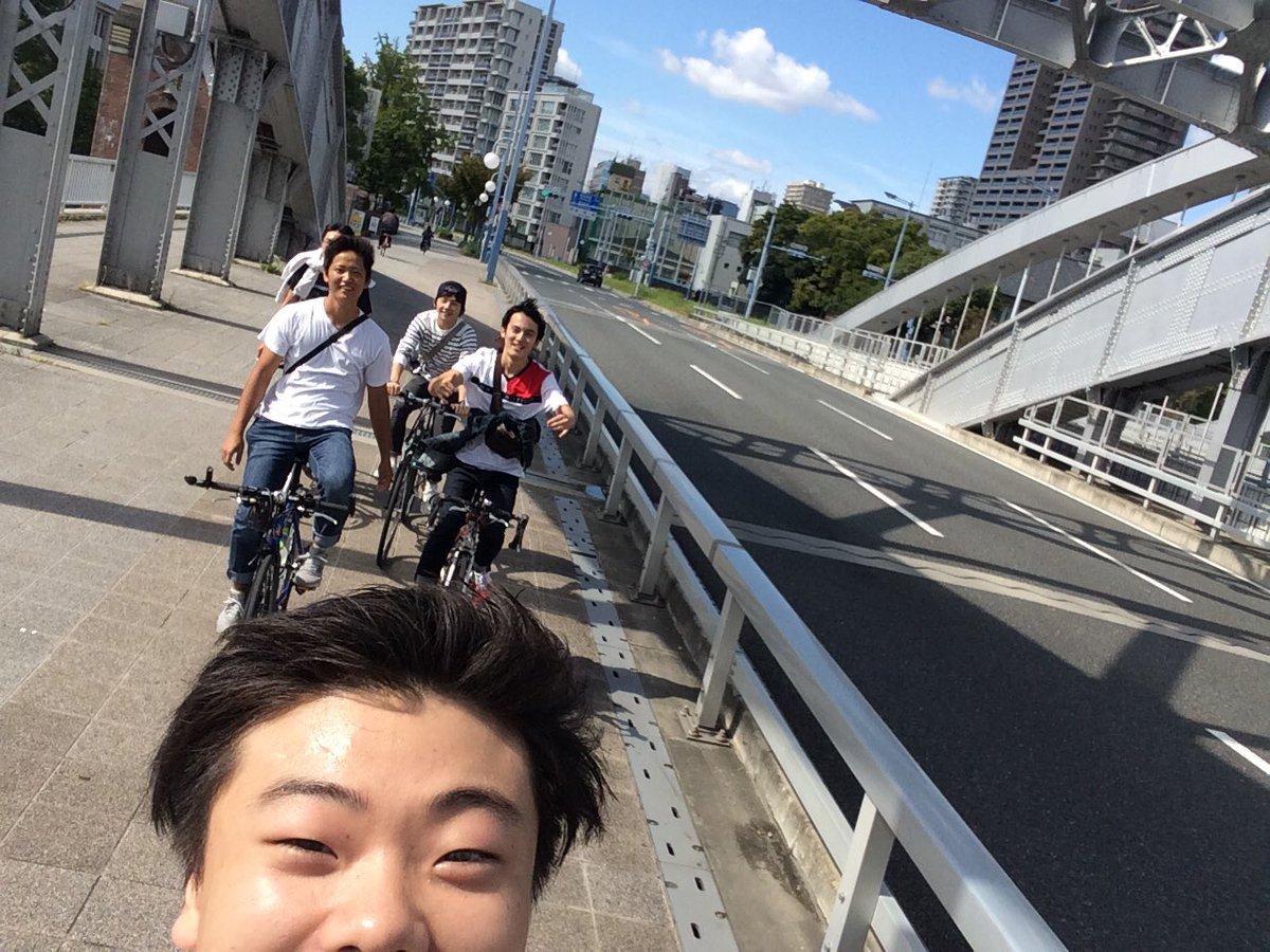 チャリ旅 プリンの森 バリ晴れpic.twitter.com/iIz3YZXurO
