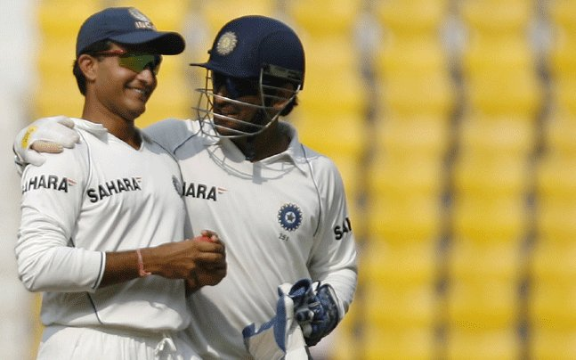 Sourav Ganguly's sacrifice made MS Dhoni the cricketer he is today, says Virender Sehwag https://t.co/8OBOuGWbqT
