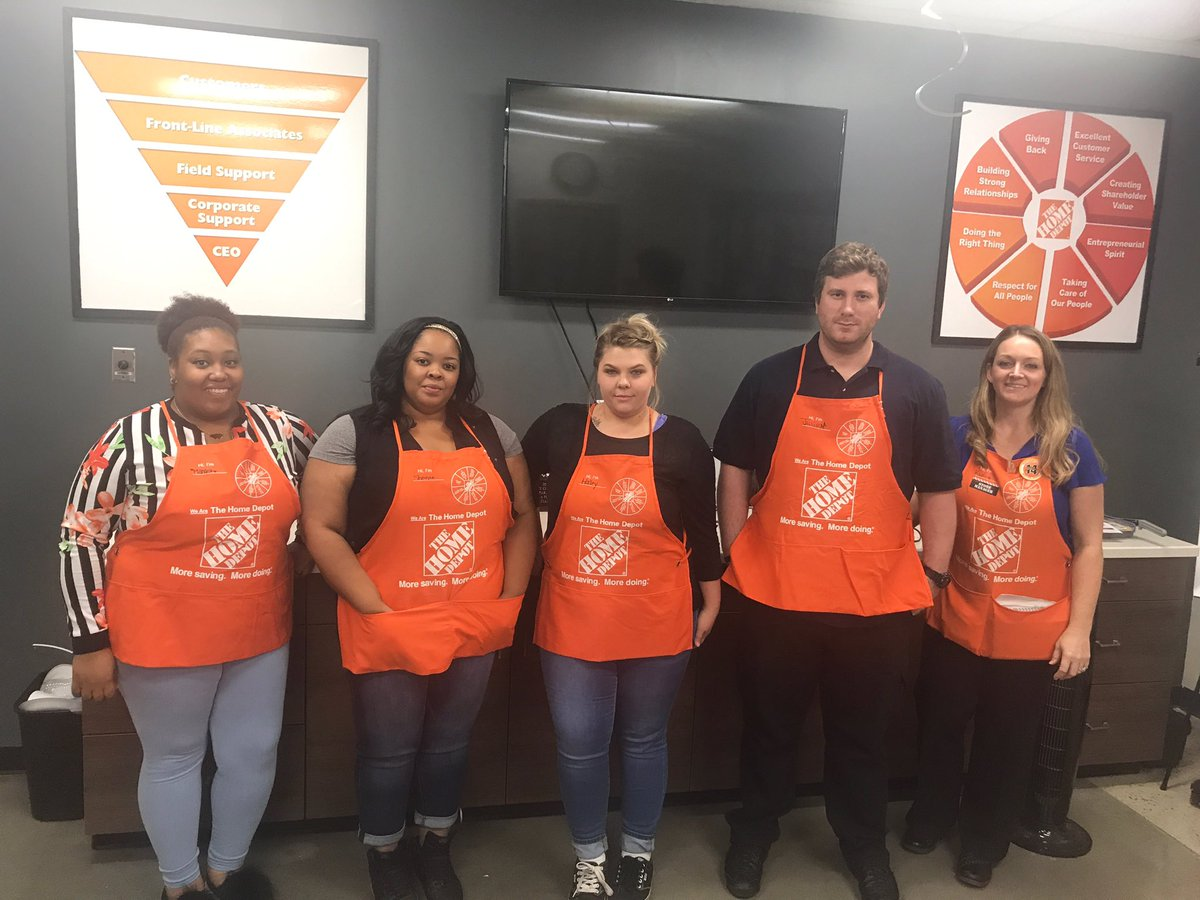 how long is home depot orientation