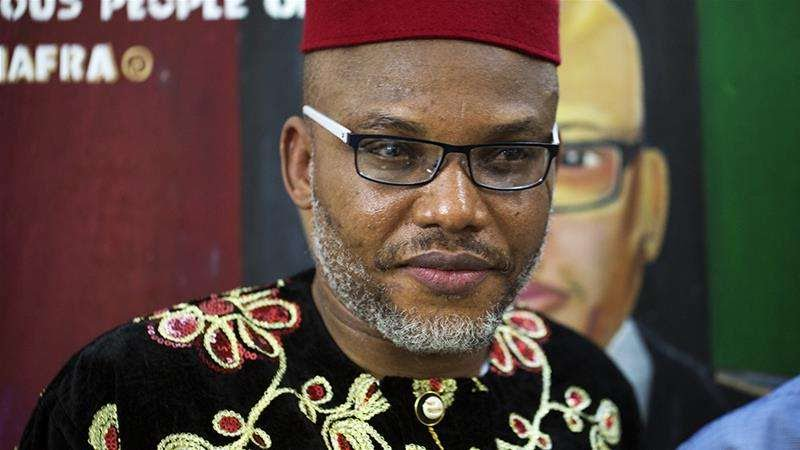 Reliable information made available to Elombah.com says that soldiers raided the home of IPOB leader, Nnamdi Kanu, again; packs all valuables