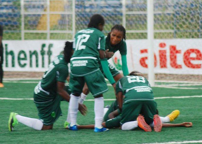 United womens soccer
