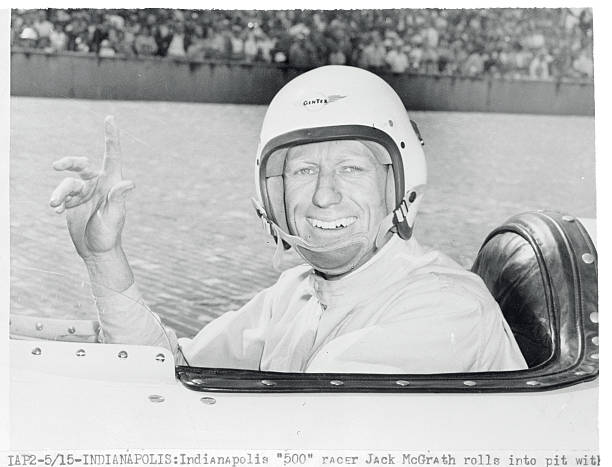 Jack McGrath would have been 98 years old today  Happy 62nd birthday Bill Elliott.