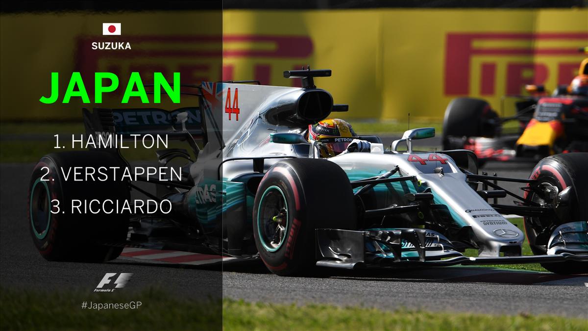 Gran Premio de Japón – Crónica