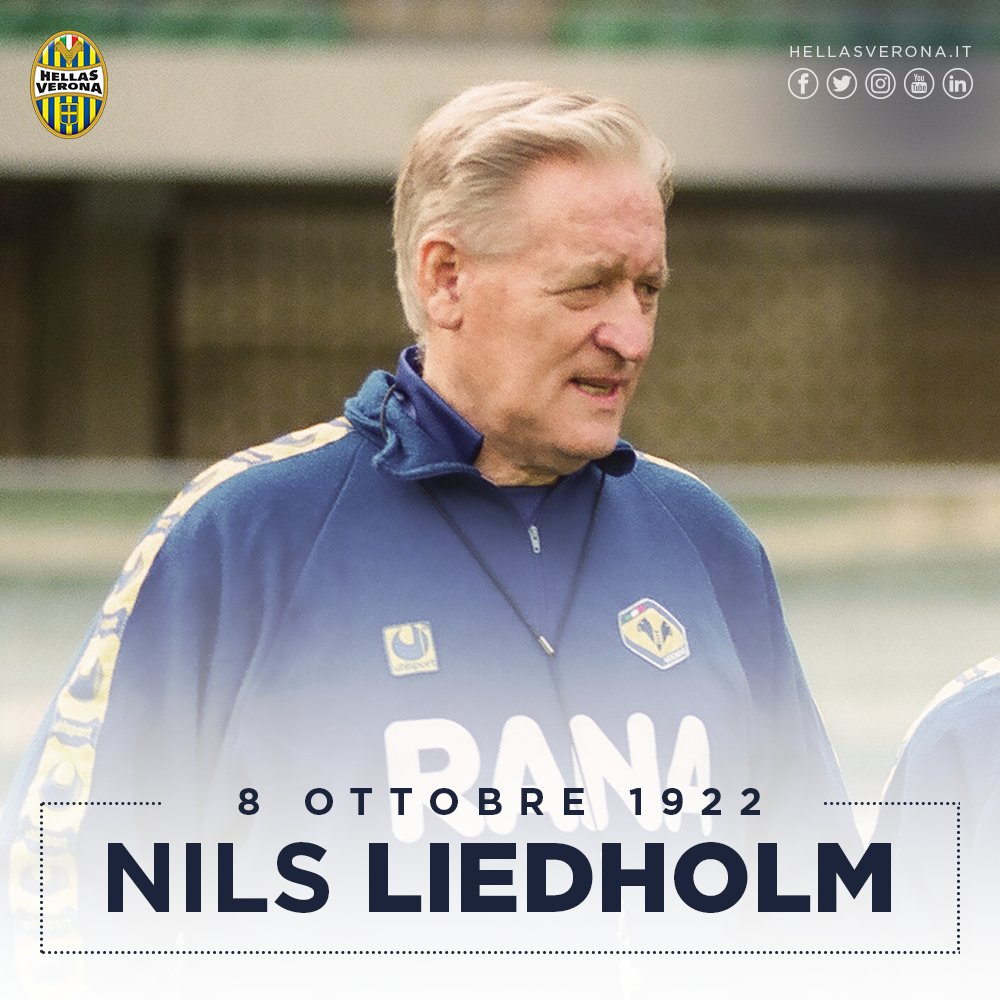 "Hellas Verona 1903 on Twitter ""HBD to former HellasVeronaFC"
