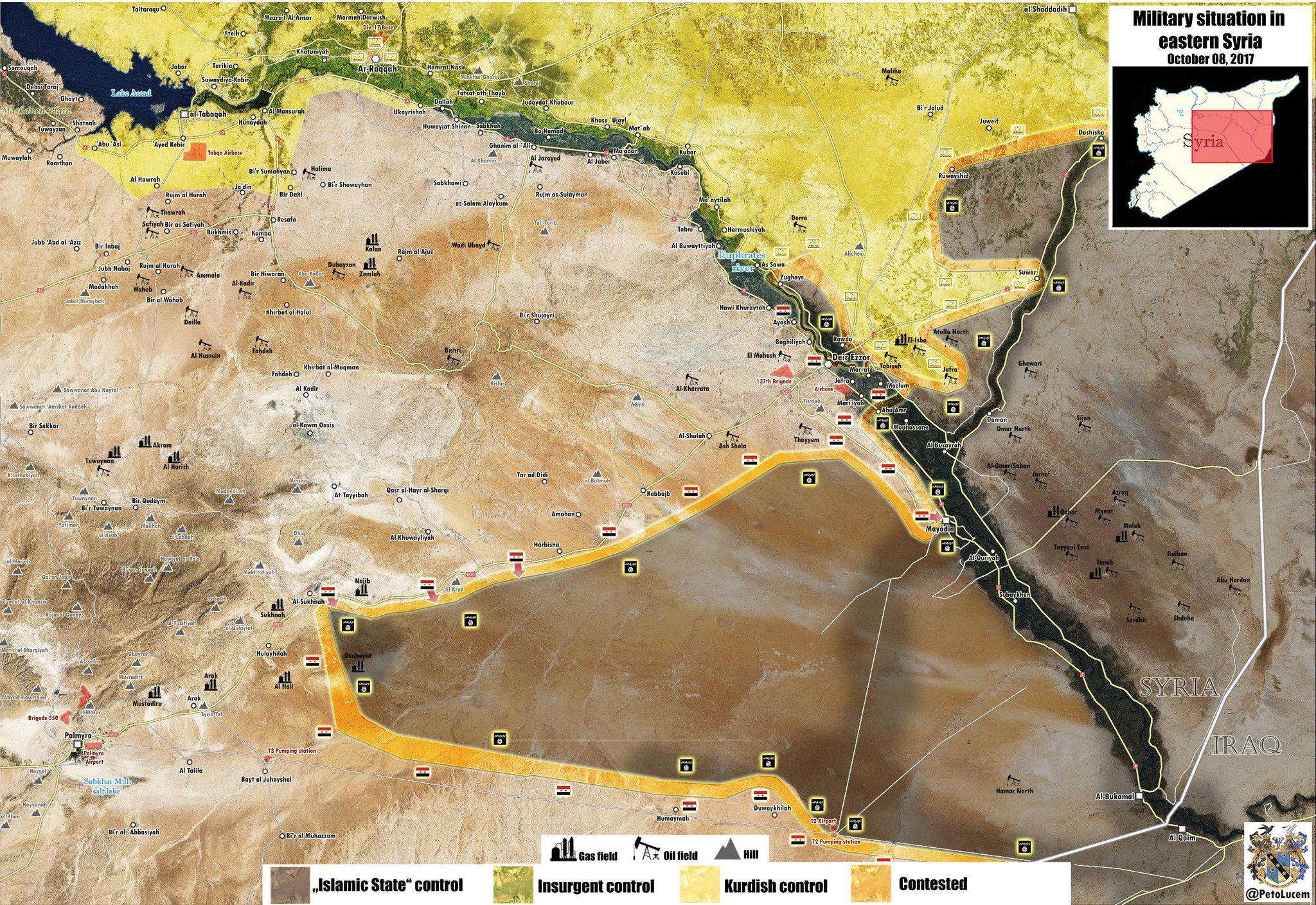 Syrian War: News #15 - Page 37 DLmZYWrWkAA5Vo4