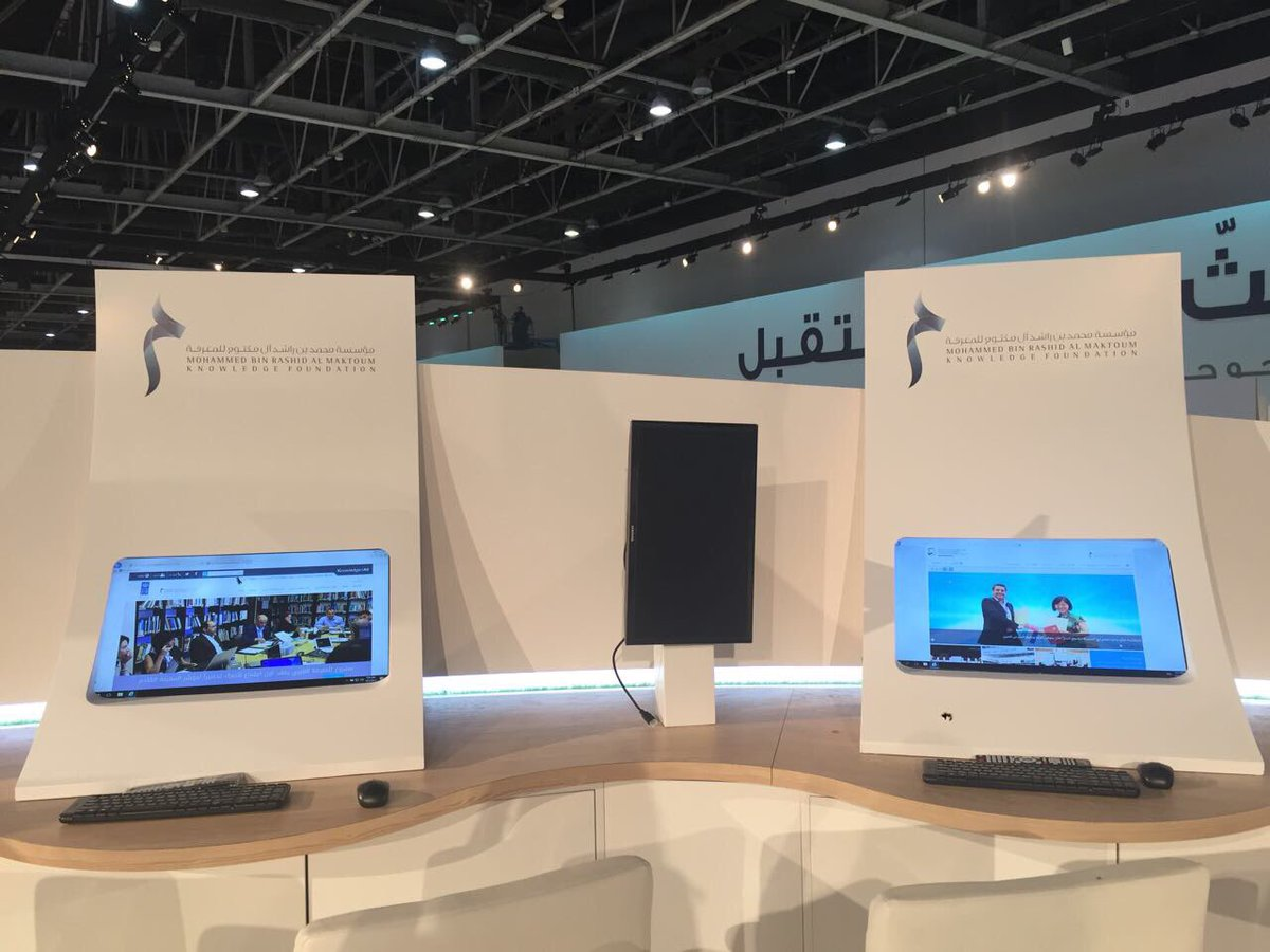 Discover @ArabKnowledge (@UNDP) and @MBRF_News #Knowledge4all mobile app and portal at the Smart Society section @GITEXTechWeek<br>http://pic.twitter.com/6lKETeXVZg