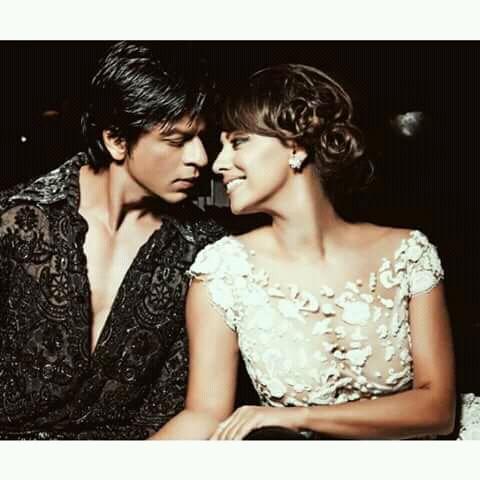 My love with his wife Happy birthday gauri khan
