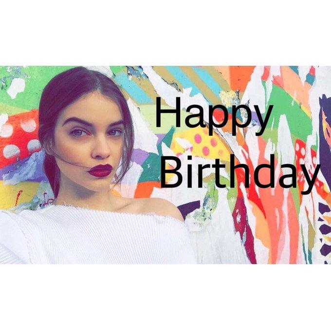 Happy Birthday Barbara Palvin