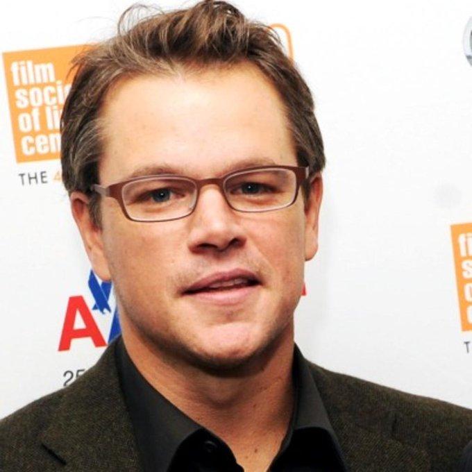 Jason Bourne is 47. Happy birthday, Matt Damon!