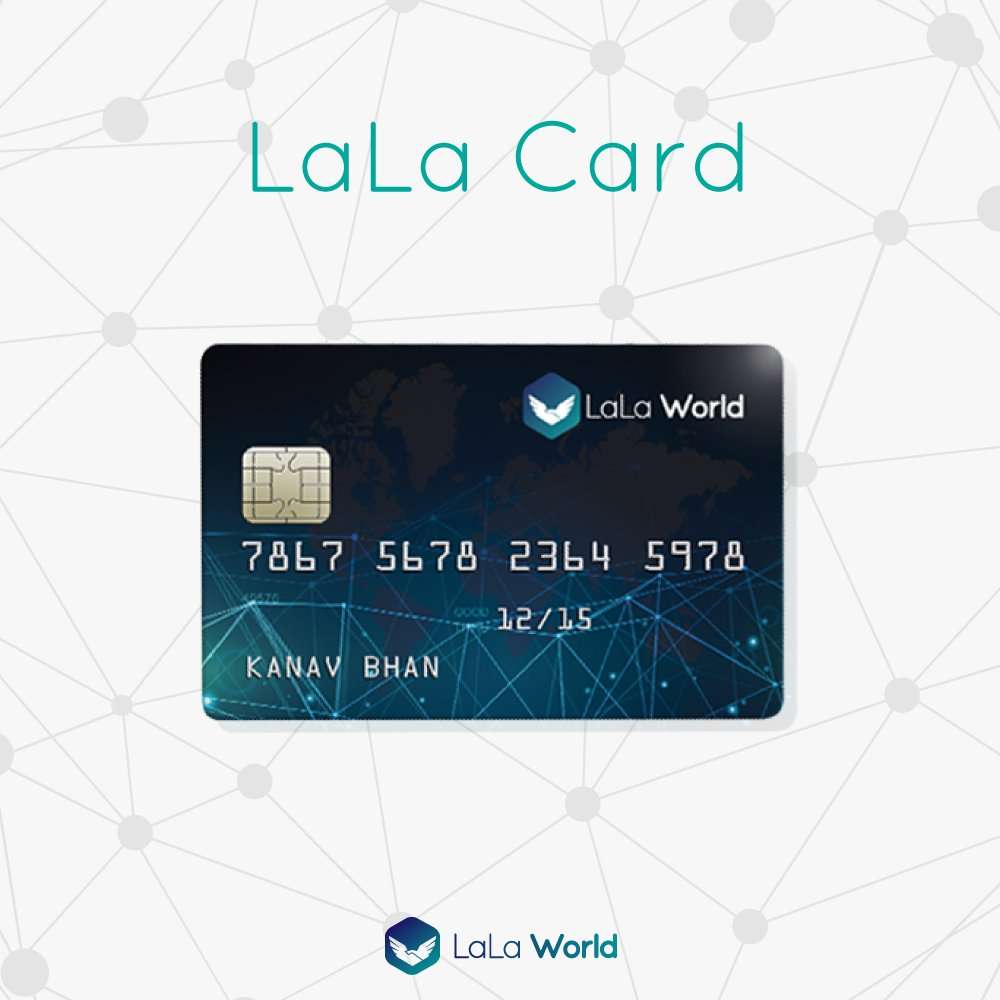 Image result for card lala word
