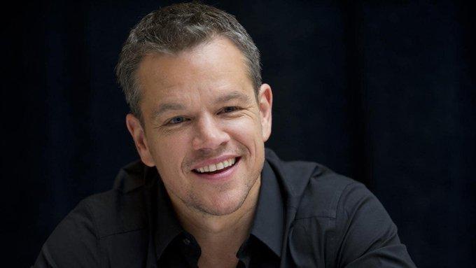 Happy Birthday, Matt Damon!