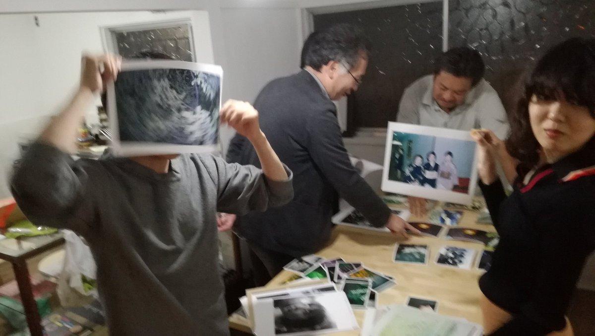 写真飲み会、やってます。  #フィルム写真  #写真飲み会 #リヴィエール #大阪 #吹田 #フィルム #写真 #生活とフィルム