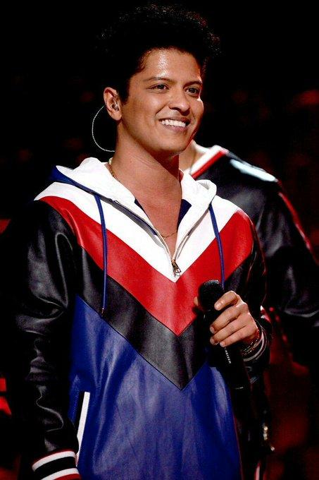 Happy Birthday, Bruno Mars, born October 8th, 1985, in Honolulu, Hawaii.