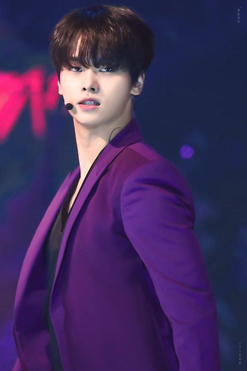Color with purple undertones