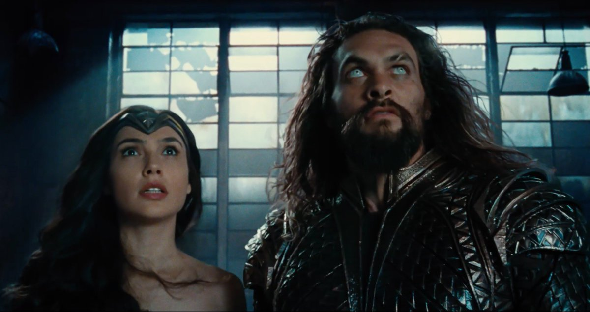 Check out the new trailer and see #JusticeLeague in theaters November 17.