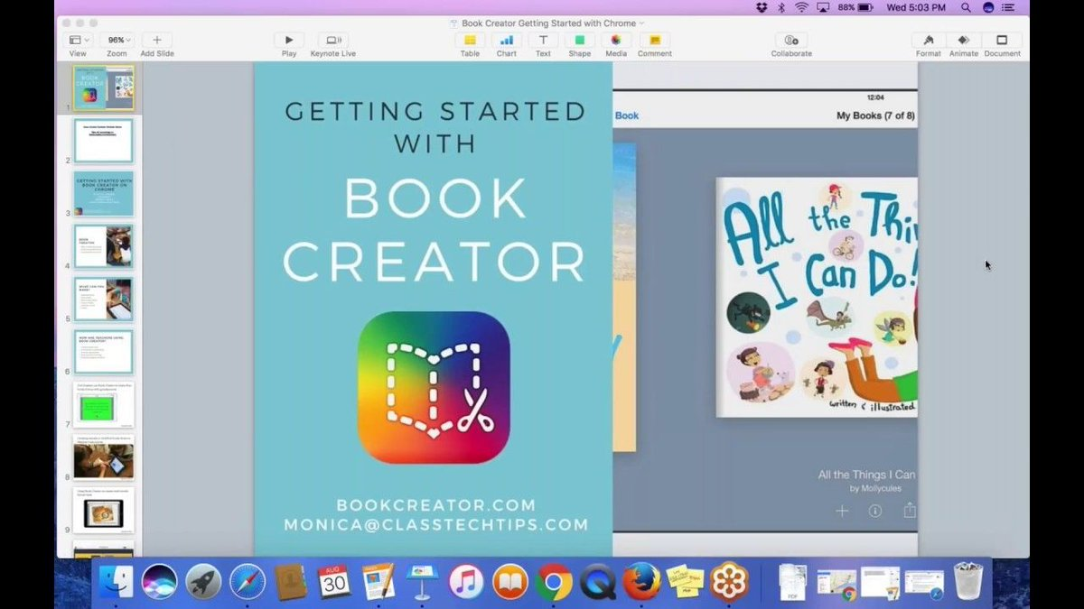 Book Creator Team on Twitter: