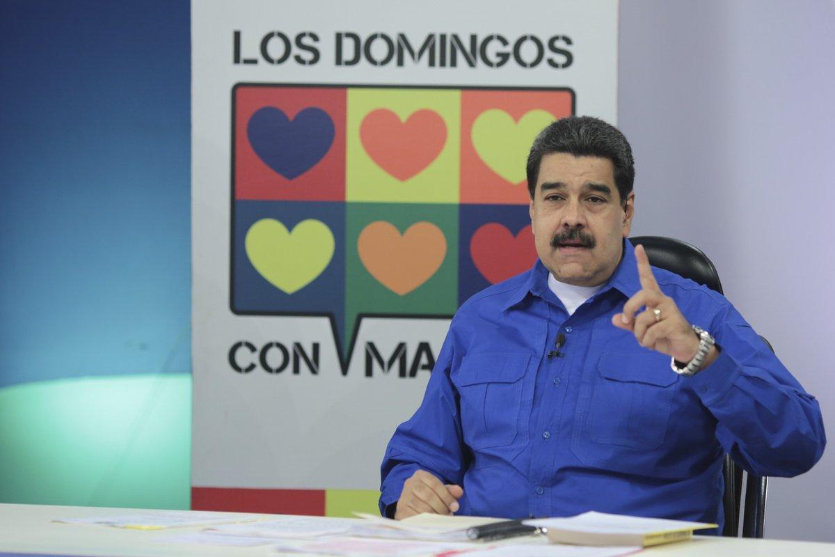 #LoDijoMaduro: Esta gira nos ha dejado la convicción de que Venezuela...