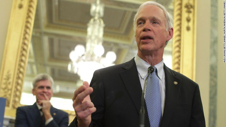 Republican Sen. Ron Johnson suggests a compromise on health care https://t.co/AtEDClkgOf https://t.co/6N0pbh0KmY