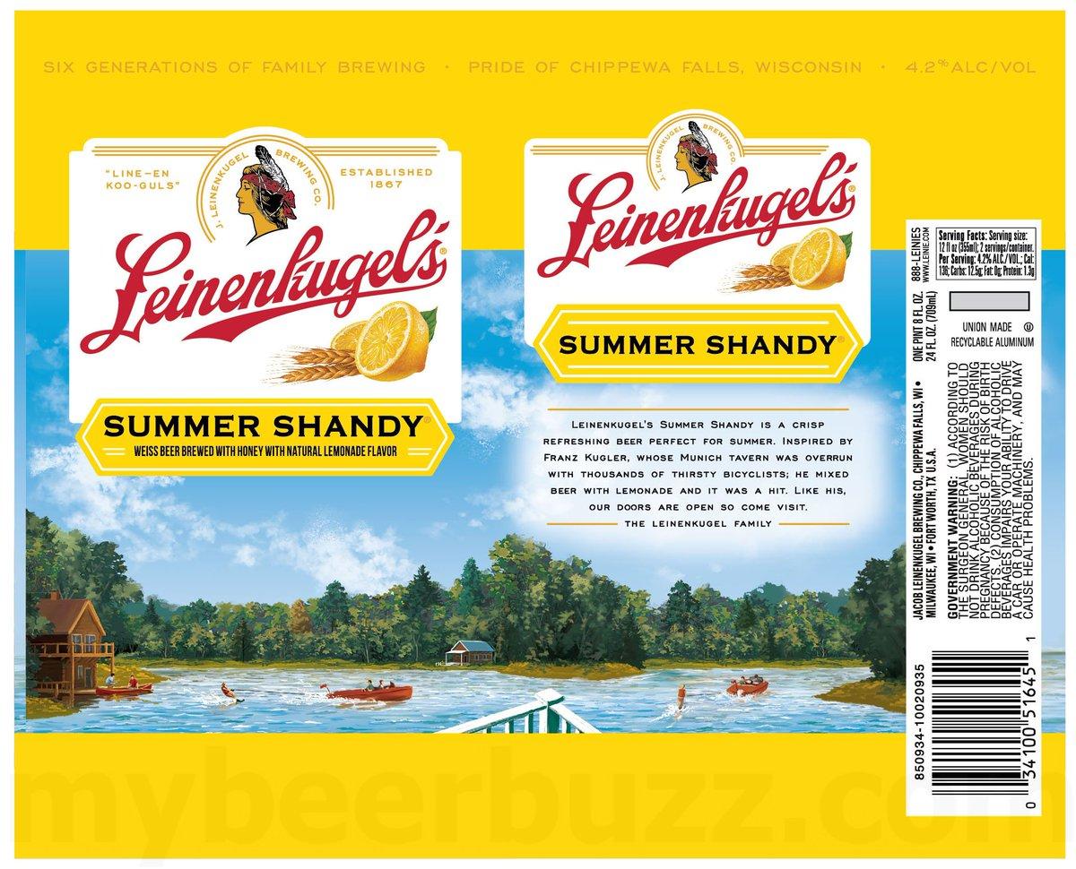Where to buy leinenkugel s grapefruit shandy - Mybeerbuzz On Twitter Leinenkugel S Adding Summer Shandy Grapefruit Shandy24oz Cans Https T Co 47ruahlw6r Leinenkugels Wibeer Cans
