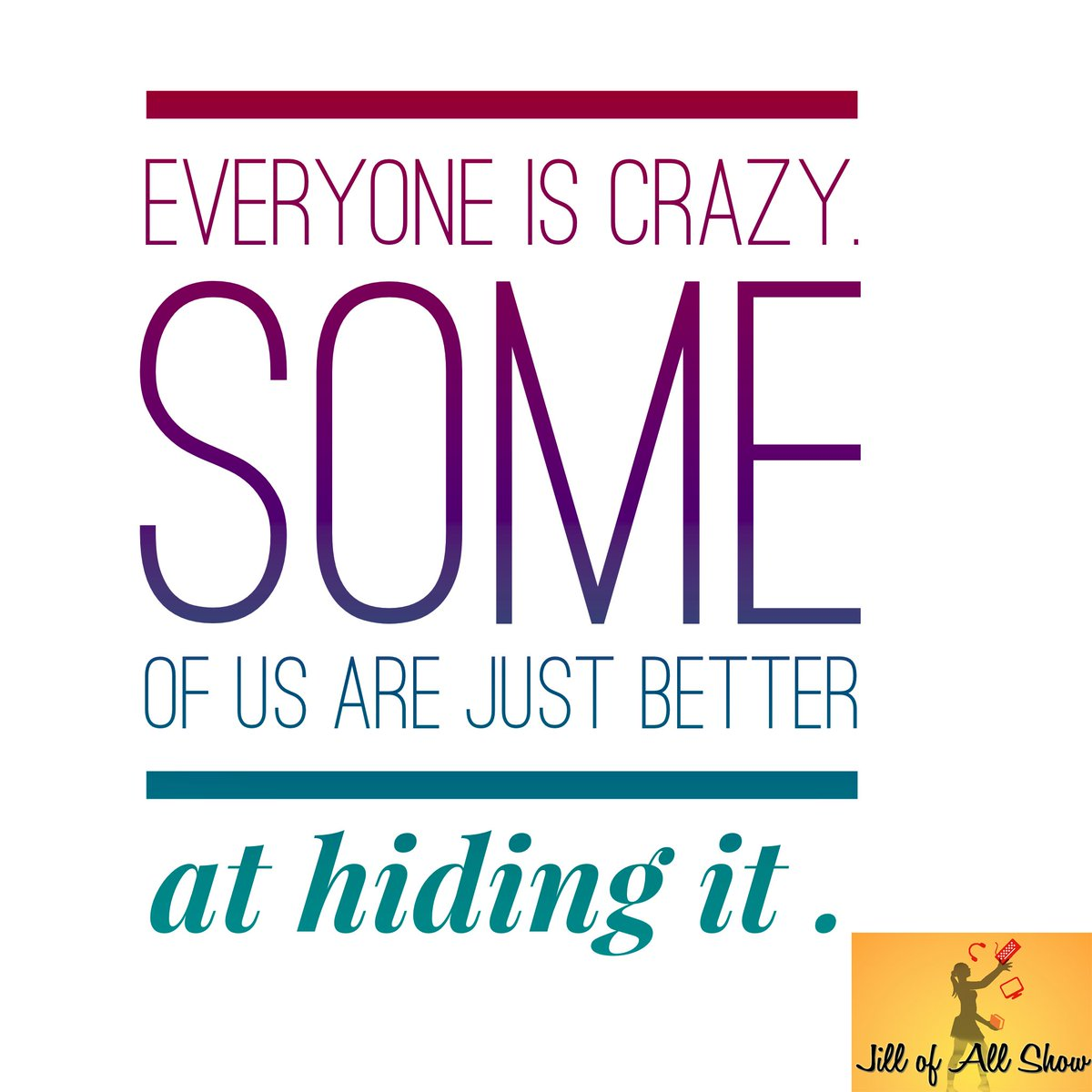 I think I&#39;m not alone though. Some days I can&#39;t hide it at all! Like most #writers. #amwriting #indieauthor <br>http://pic.twitter.com/6jQlVkkCUM