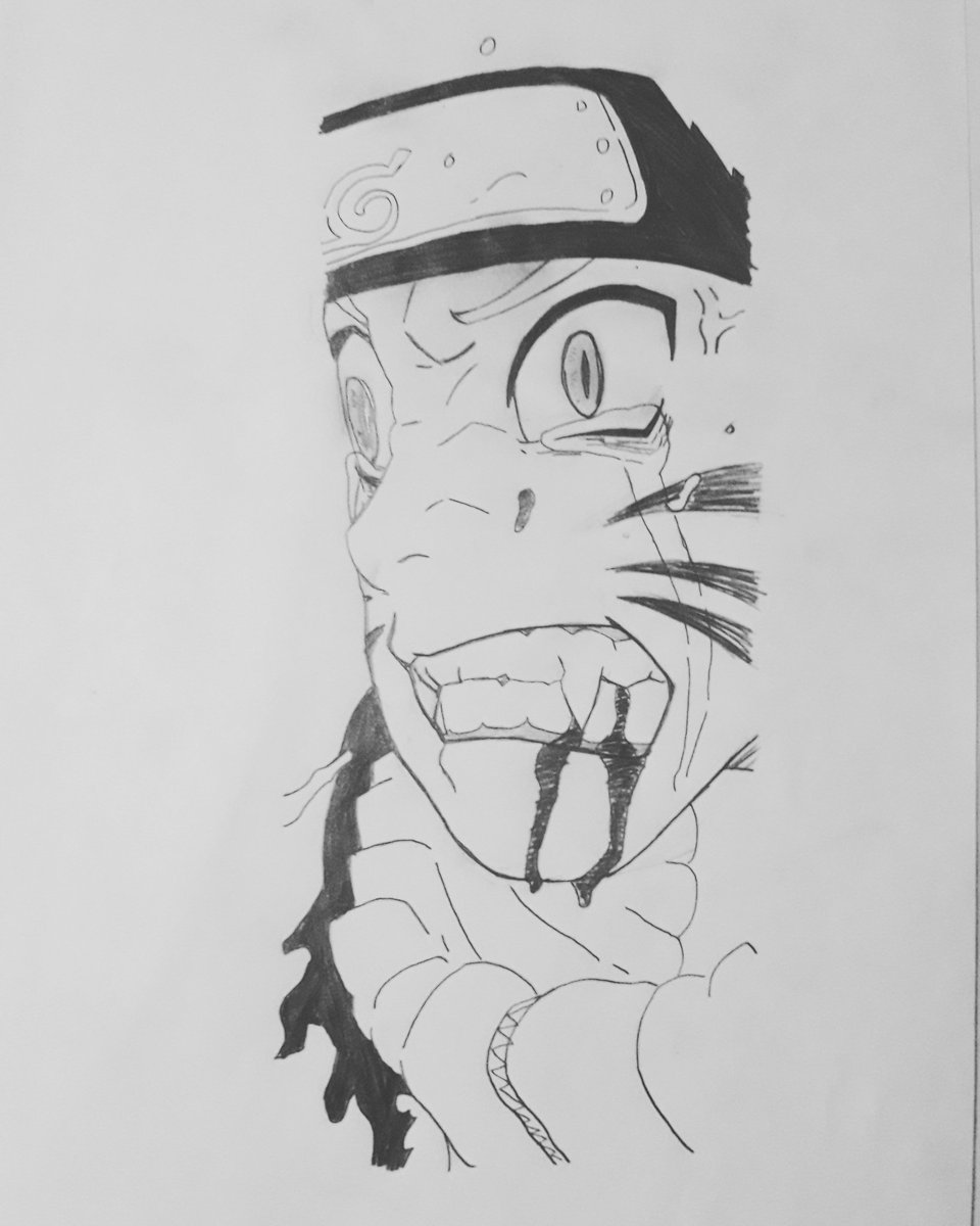 Frerotaku On Twitter Naruto Vs Sasuke En Mode Eveil