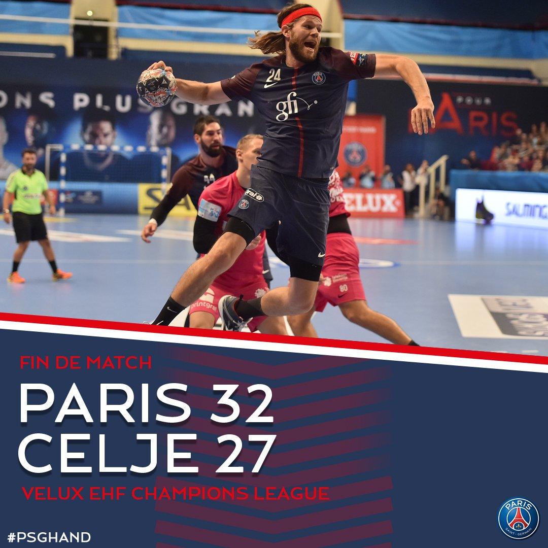 psg handball on twitter 60 superbe fin de match des nos parisiens qui s 39 imposent face au. Black Bedroom Furniture Sets. Home Design Ideas