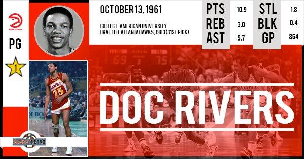 Happy birthday Doc Rivers