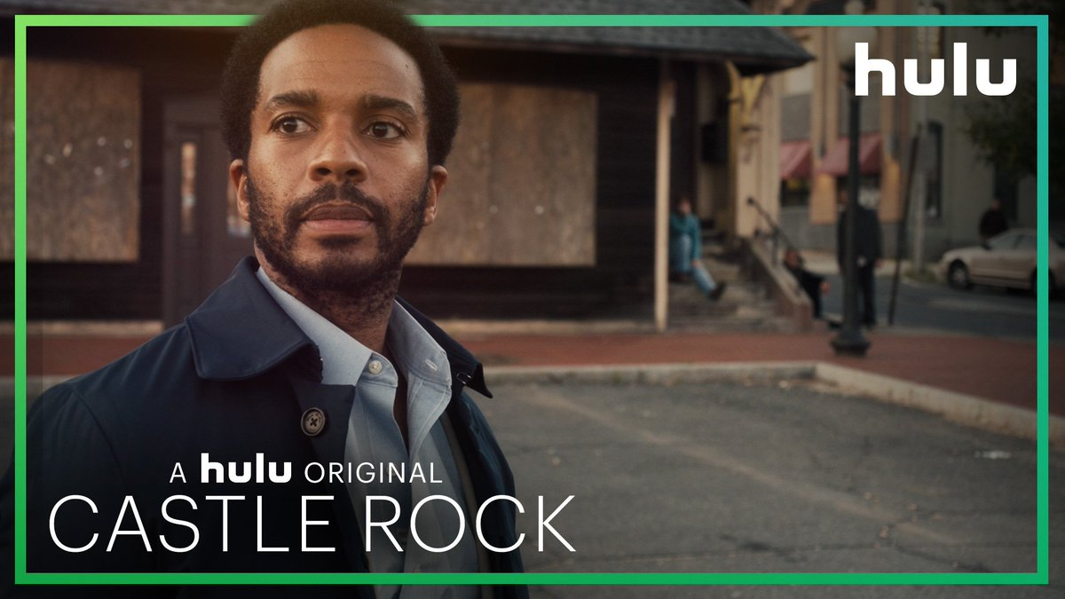 Something's happening in #CastleRock. Coming to @hulu, 2018. https://t.co/jqq8Au2Z1Y