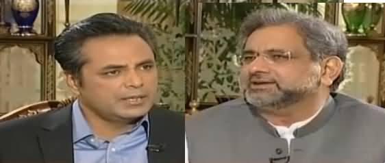 Naya Pakistan  – 8th October 2017 - Special Talk With PM Shahid Khaqan Abbasi thumbnail