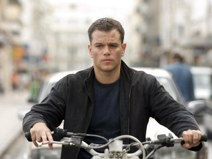 Happy Birthday to Matt Damon, who turns 47 today!