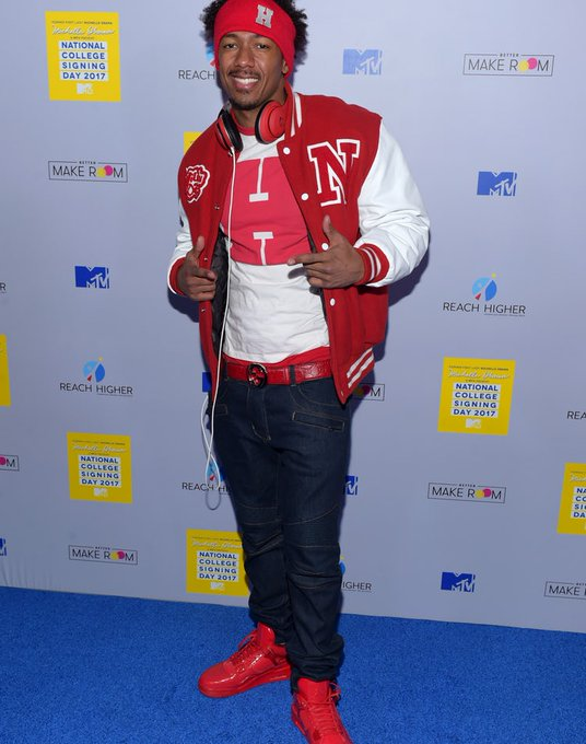 Happy Birthday to Nick Cannon who turns 37 today!