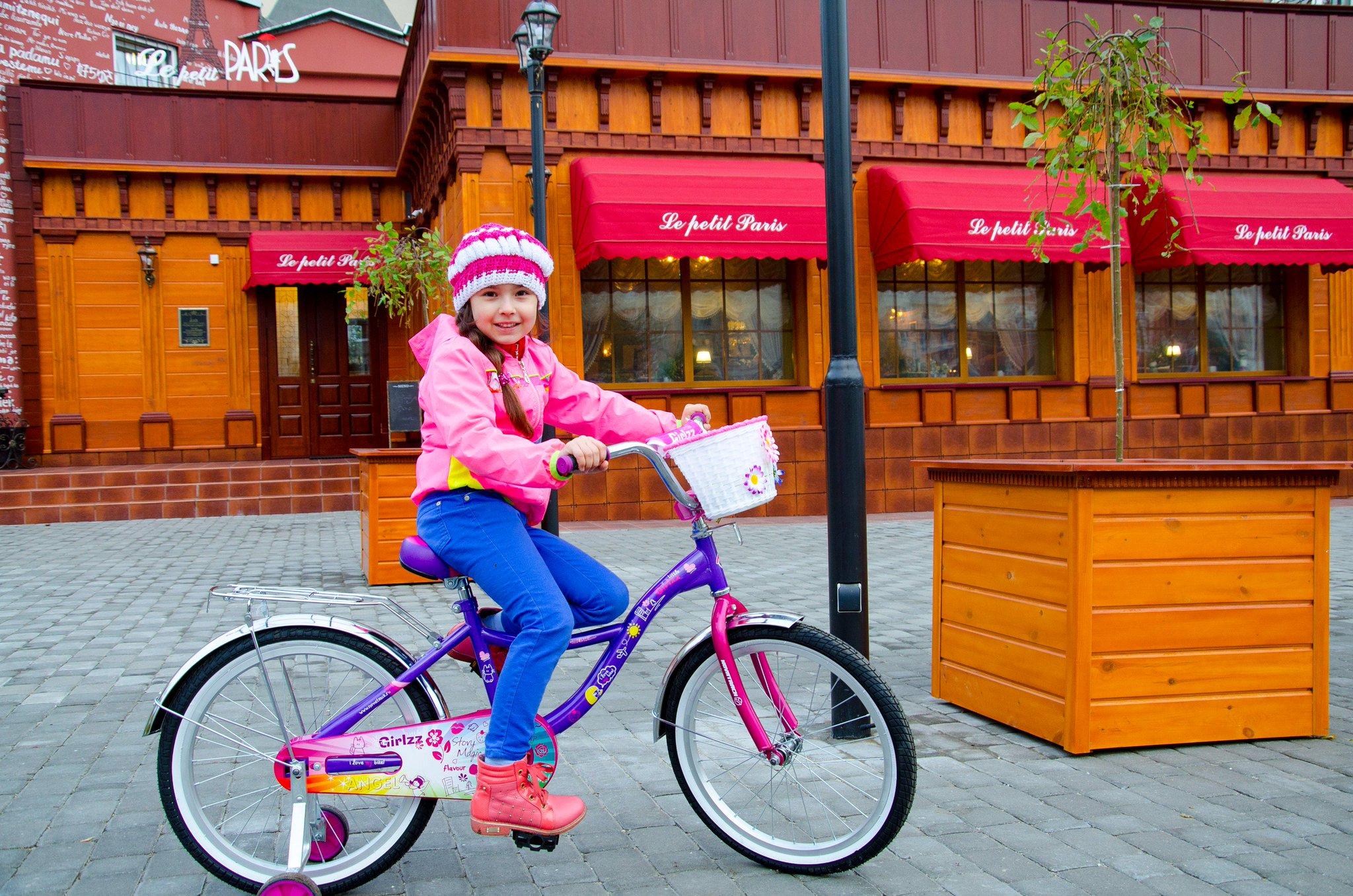 картинка где есть велосипеды желанию можно