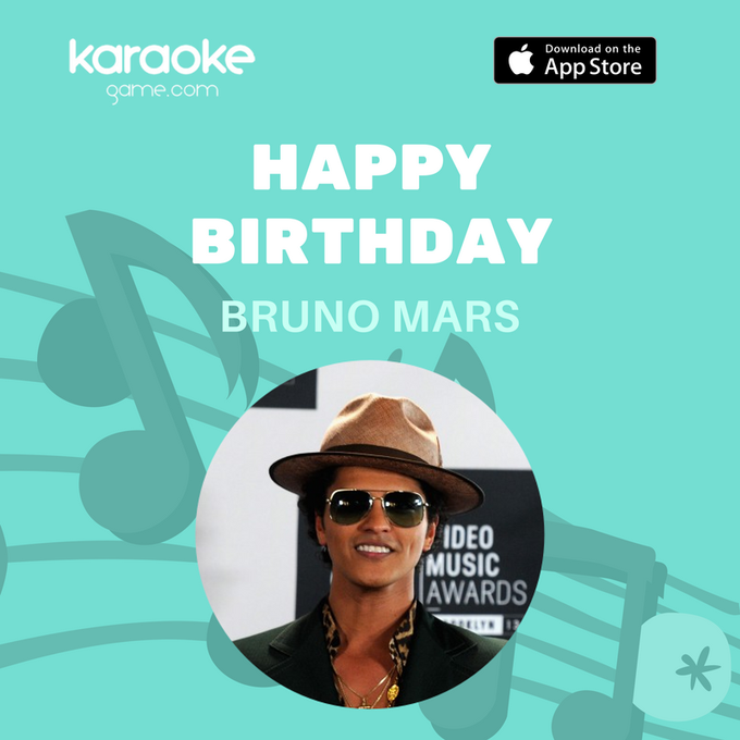Make the most of this Sunday and have a party with  Happy Birthday Bruno!