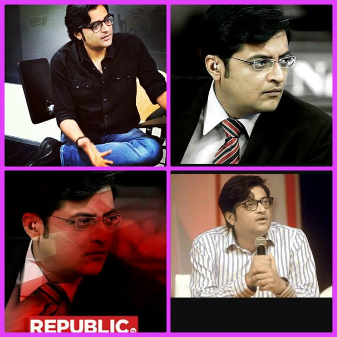 Happy birthday to INDIA\S one of the no 1 journalist ARNAB GOSWAMI SIR.!! PROUD BEING A FAN OF ARNAB GOSWAMI SIR.