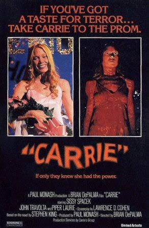 Now Watching #Carrie #StephenKing<br>http://pic.twitter.com/vF0vzvo5Ql