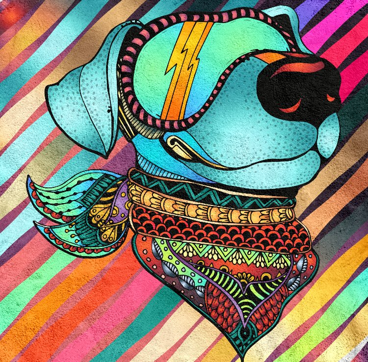Dog Artwork by Me   #art #dog #fashion #hypebeast #artbasel #designer #lifestyle #style #trill #omzins #artistic<br>http://pic.twitter.com/c7hO3DRRFs