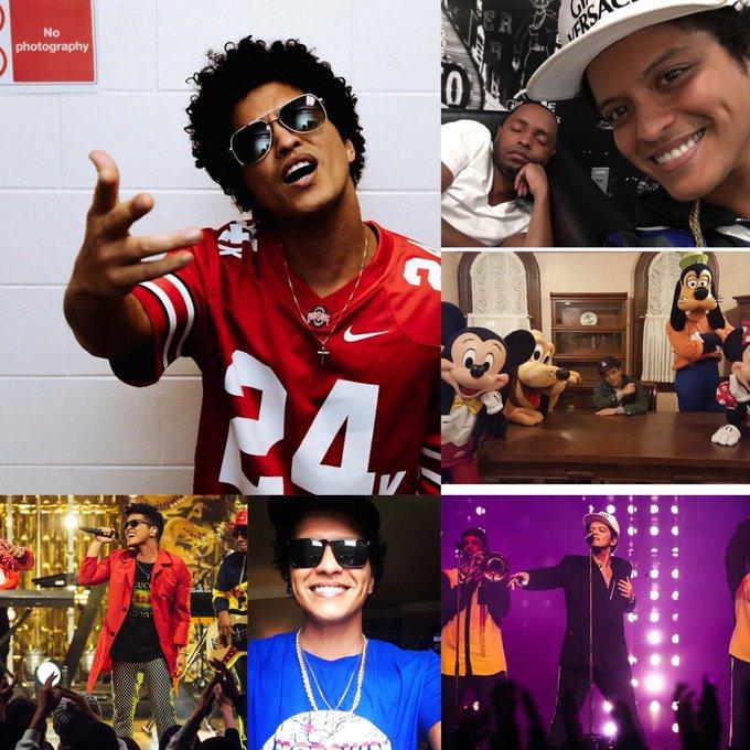 HAPPY BIRTHDAY Bruno   4  LIVE            Mars happy birthday