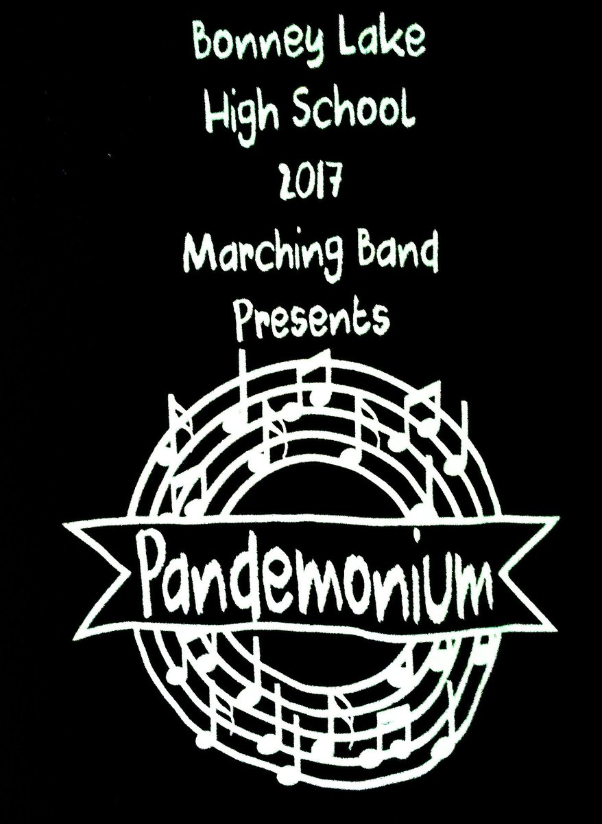 Blhs Band On Twitter Heres The Official T Shirt Design For Our