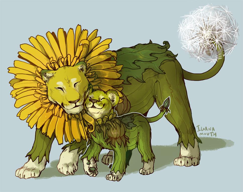 Dandy Lions  Source: https://t.co/UWmj174AYf https://t.co/3W1L11pqz2
