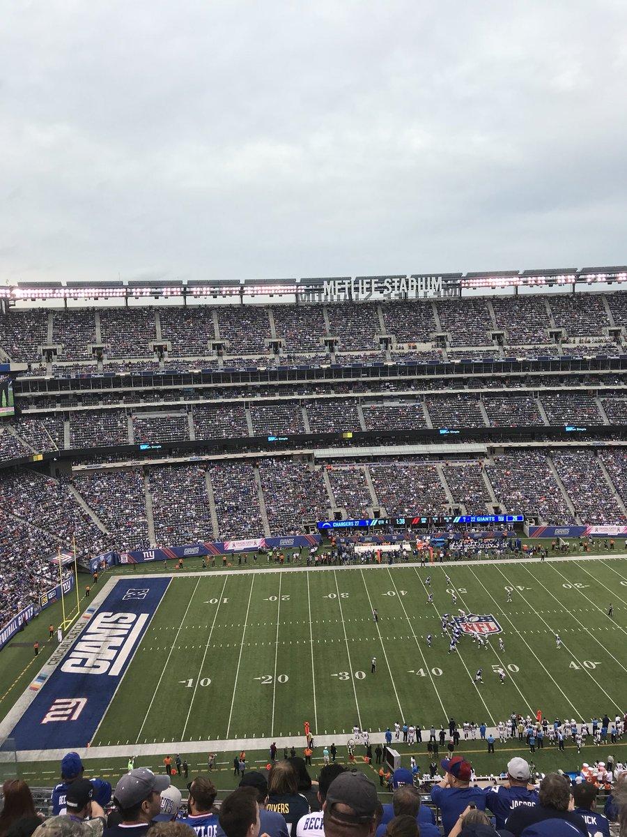 Image result for giants stadium empty