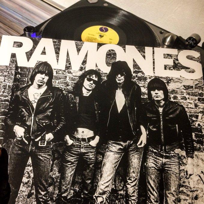 Happy birthday Johnny Ramone