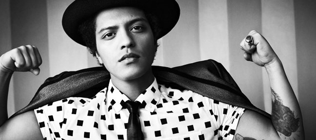 Happy Birthday Bruno Mars! The Walker Collective - A Law Firm For Creatives
