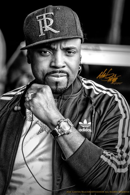 Happy Birthday Teddy Riley! The Walker Collective - A Law Firm For Creatives