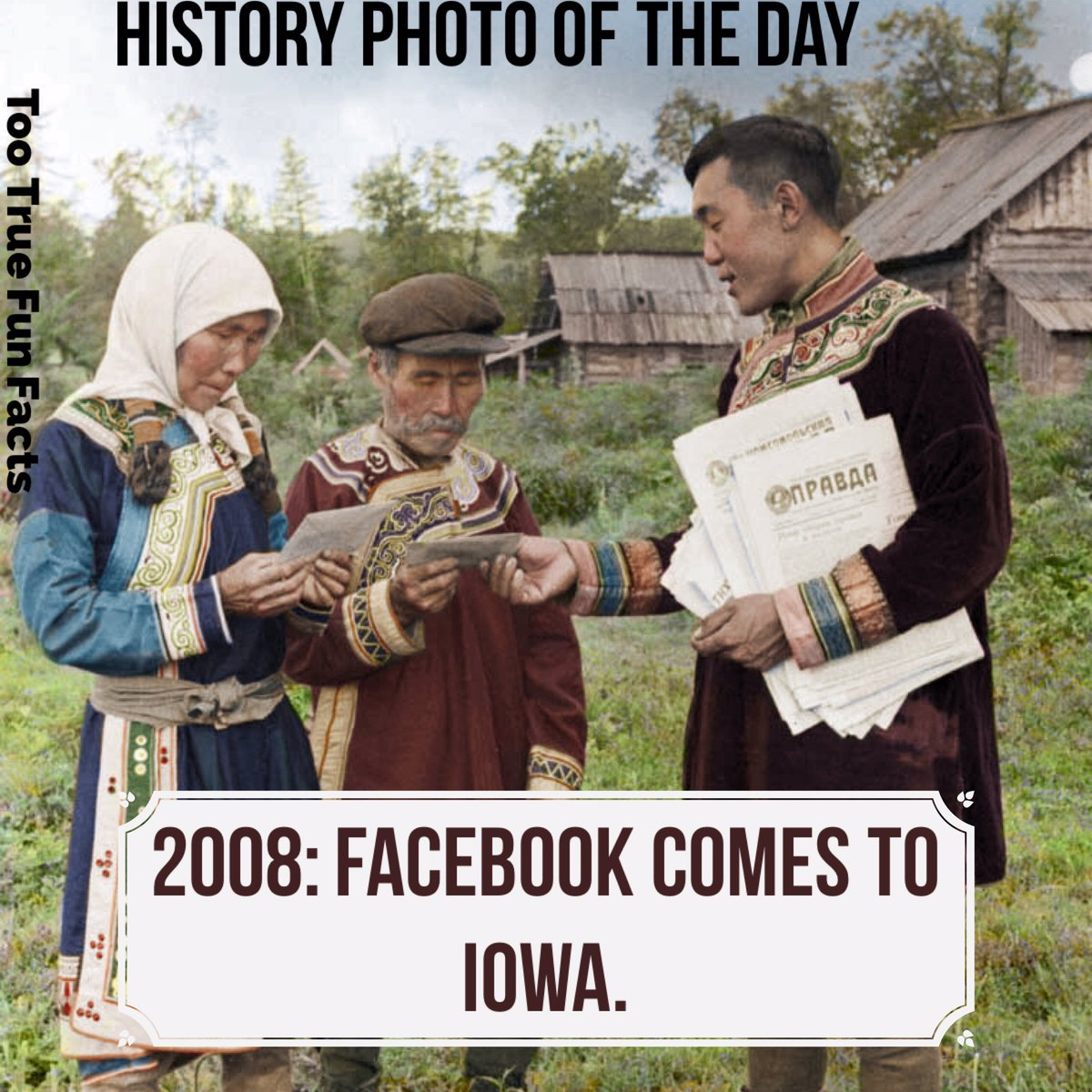 Too True Fun Facts On Twitter History Photo Of The Day History