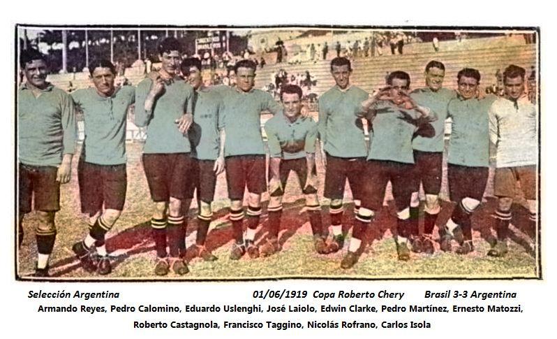 Image result for brasil 3 argentina 3 1919