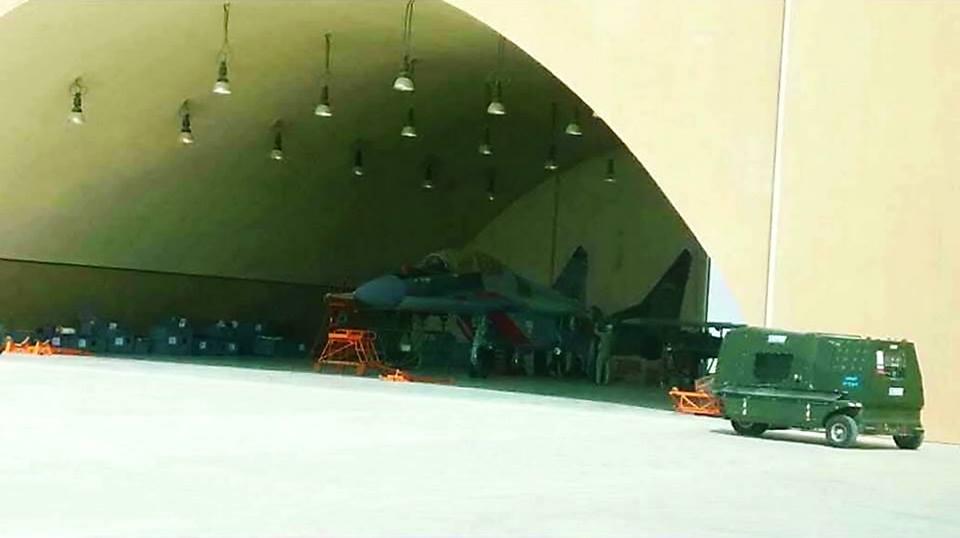 """50 مقاتلة من طراز """"ميغ-29"""" إلى مصر DLpZXBtWsAIMnmg"""